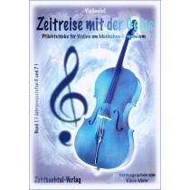 Zeitreise mit der Geige Band 1 (2 Hefte)
