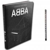 Legendary Piano Series : Abba mit Musik-Bleistift