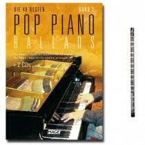 Die 40 besten Pop Piano Ballads Band 2
