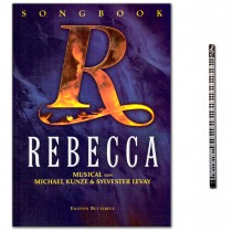 Rebecca : Das Musical Songbook mit Piano-Bleistift